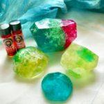 3月21日 宝石のような石鹸を作るワークショップ開催します。